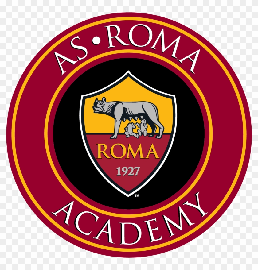 As Roma Usa Academy Roma Academy Logo Png Clipart 4363917 Pikpng