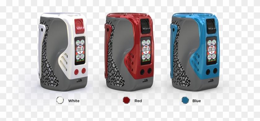 Wismec Reuleaux Tinker Mod Wholesale - Wismec Reuleaux Tinker Mod Clipart #4368467