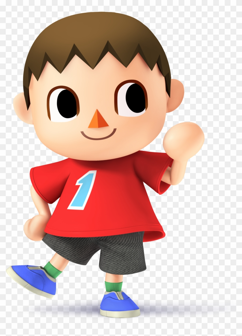 Villager Animal Crossing Png Animal Crossing Villager Boy