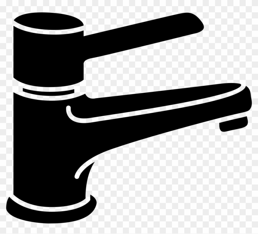 Png File Svg - Bathroom Tap Icon Clipart #4370124