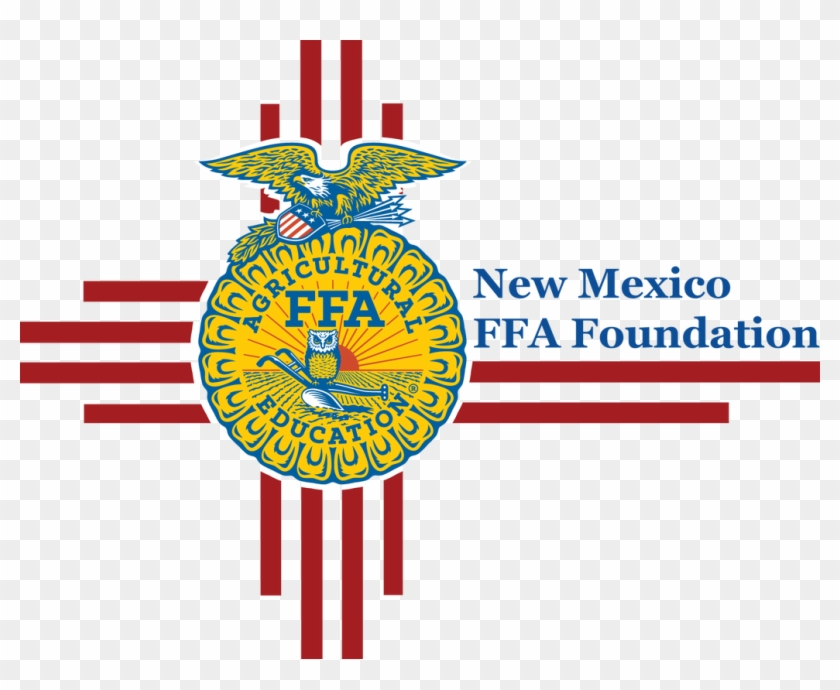 The New Mexico Ffa Foundation Welcomes The Support - National Ffa Week 2019 Clipart #4370482