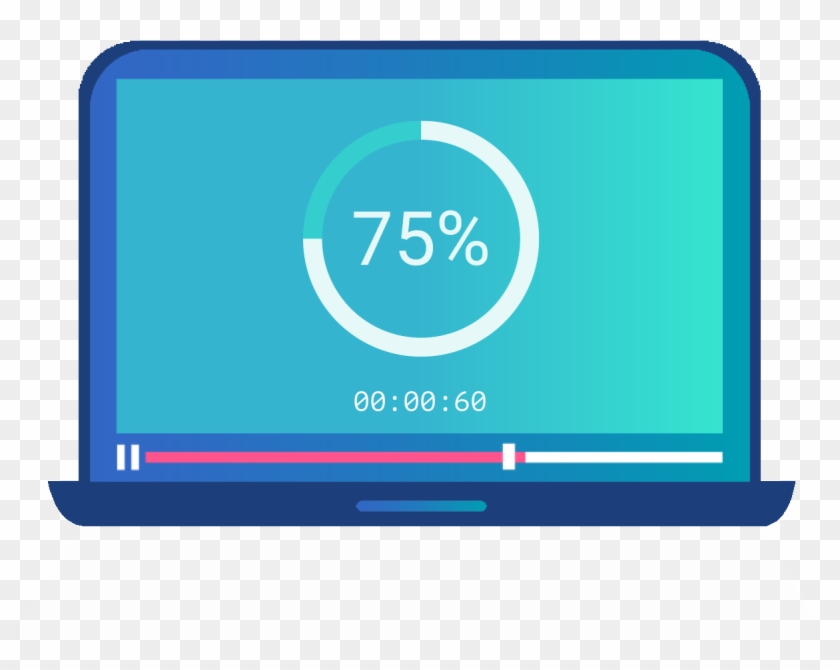Video Used Sparingly In Your Slide Deck Can Create - Circle Clipart #4386339