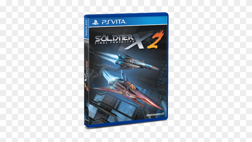 Physical Editions Of Rainbow Moon And Söldner-x 2 Coming - Soldner X 2 Final Prototype Ps Vita Clipart #4390771