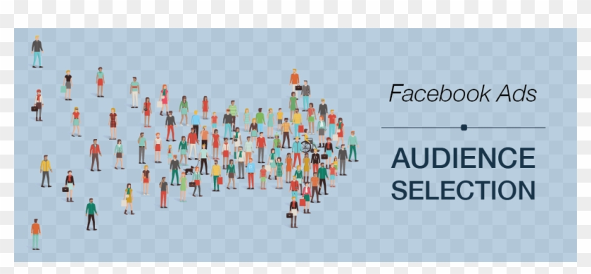 As - Facebook Ad Audience Clipart #4392548