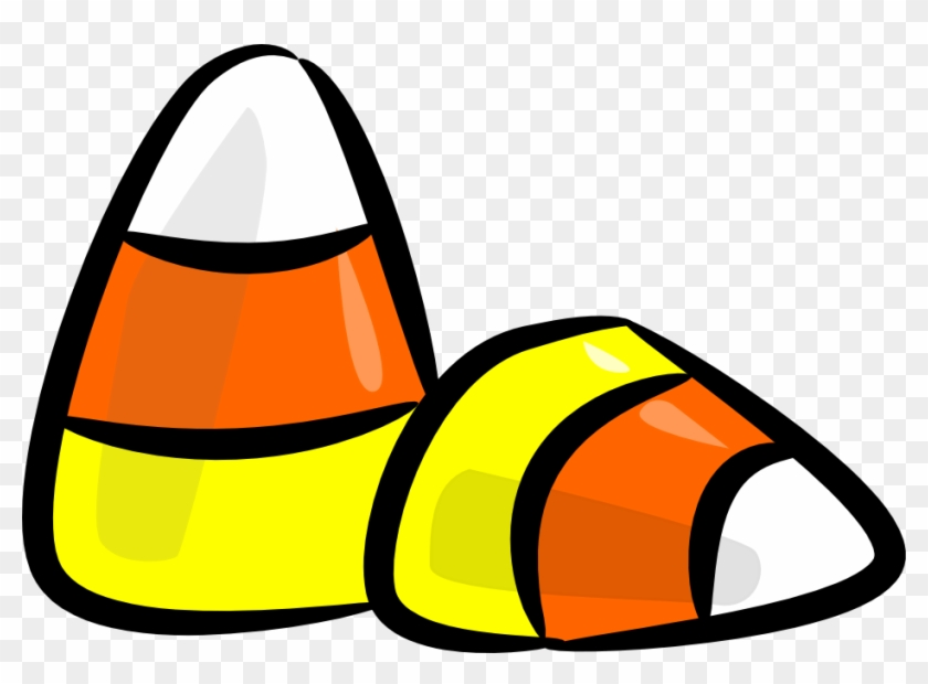 Candy Corn Halloween Clip Art Download Happy Halloween - Halloween Candy Corn Clipart, HD Png Download #441181
