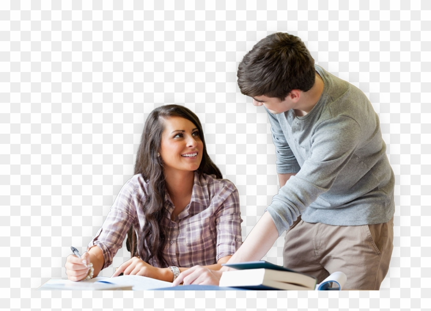 Tutor With Knack - Students Study Png Clipart #441979