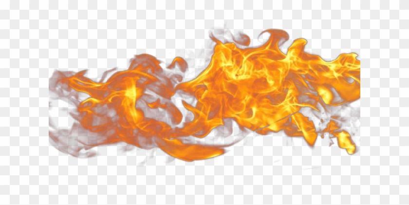 Fire Flames Png Transparent Images - Flames Png Transparent Clipart #442228