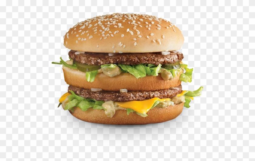 Big Mac® - Big Mac Clipart #443178