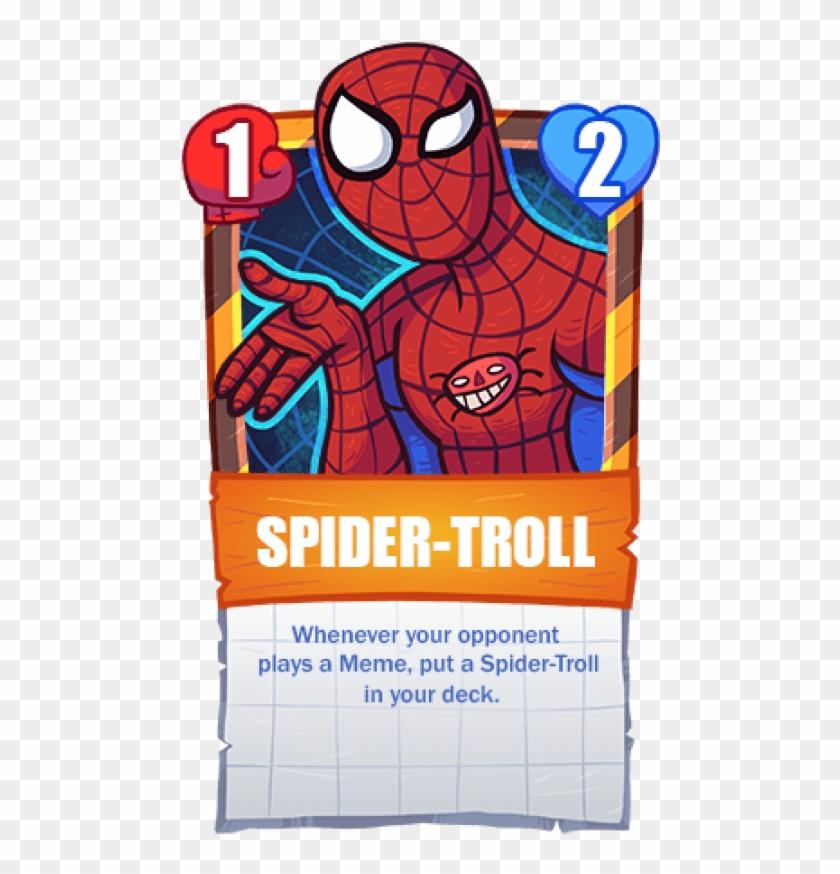 Free Png Download Troll Face Card Quest Png Images - Transparent Meme Clipart #444233