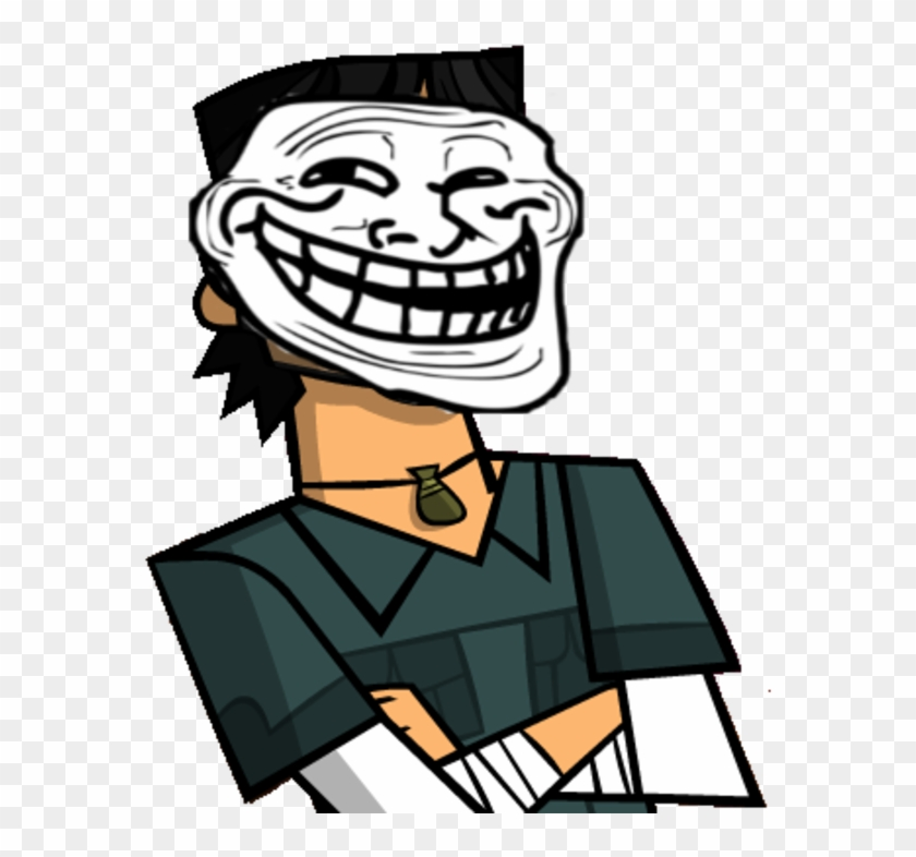 Trollface - Image - Troll Face With Body Clipart #444645