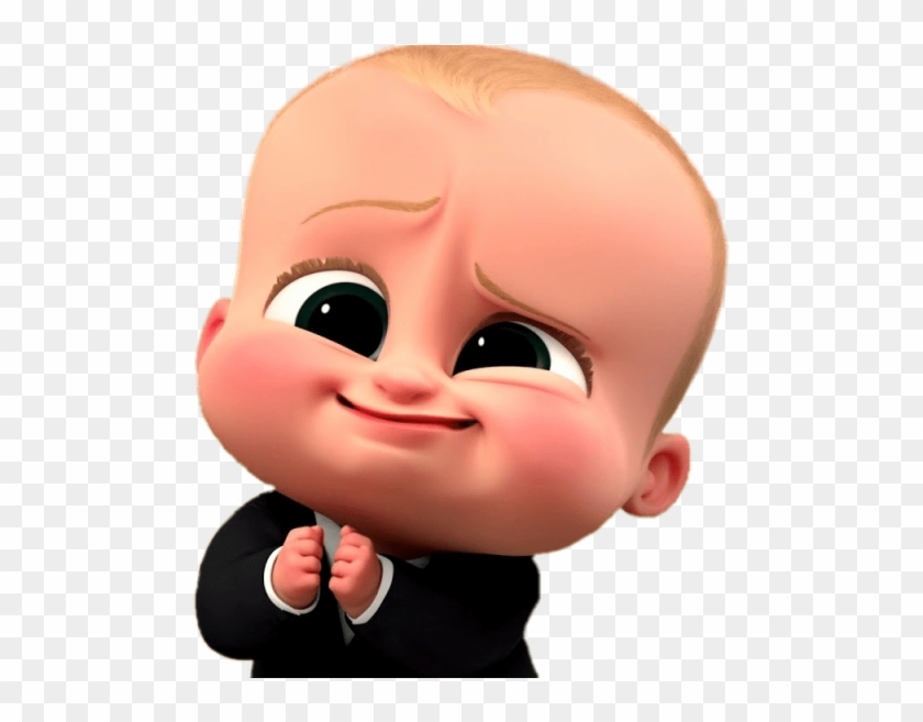 The Boss Baby Png Photo Boss Baby Cute Face Clipart