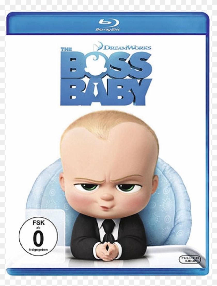 The Boss Baby Blu Ray Fox De Blu Ray Video The Boss O