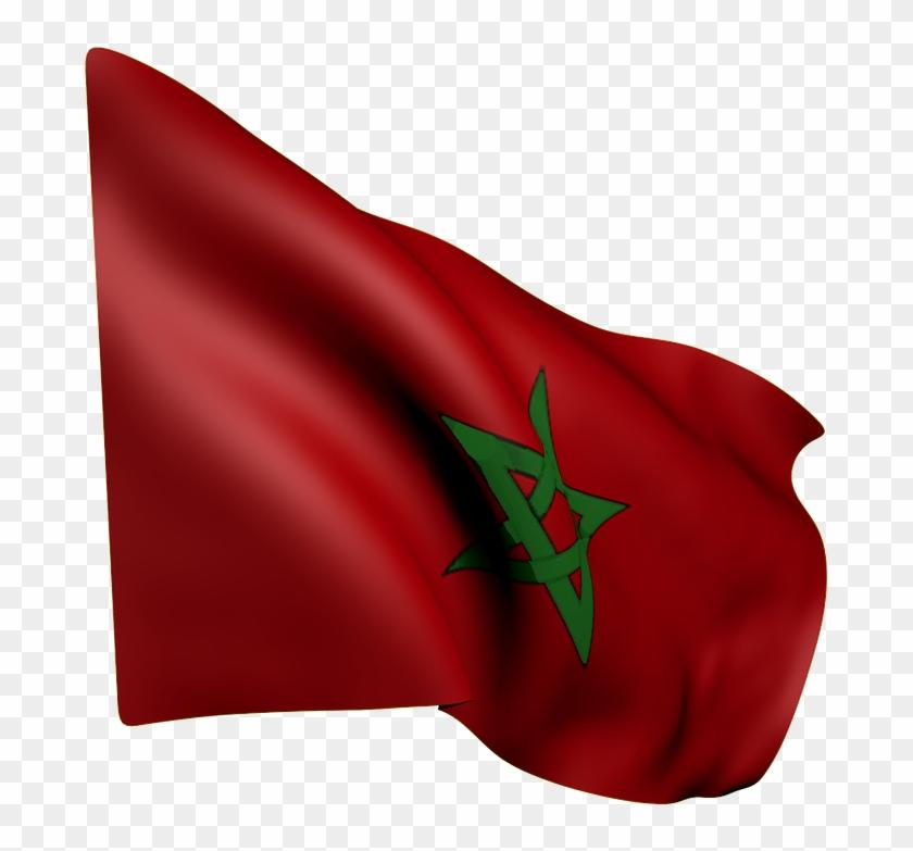 Drapeau Maroc Png - Flag Clipart@pikpng.com