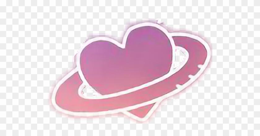 Corazon Tumblr Png - Stickers De Corazon Clipart #4428570