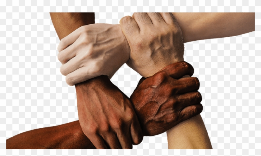 There Are Many Times In My Life That I Can Think Back - United We Stand Divided We Fall Clipart #4431359