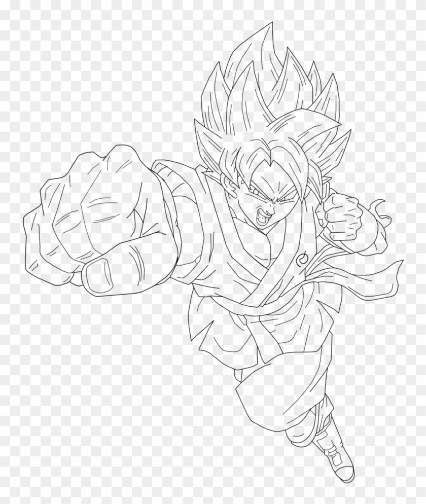 Top 20 Free Printable Dragon Ball Z Coloring Pages Online | 994x840