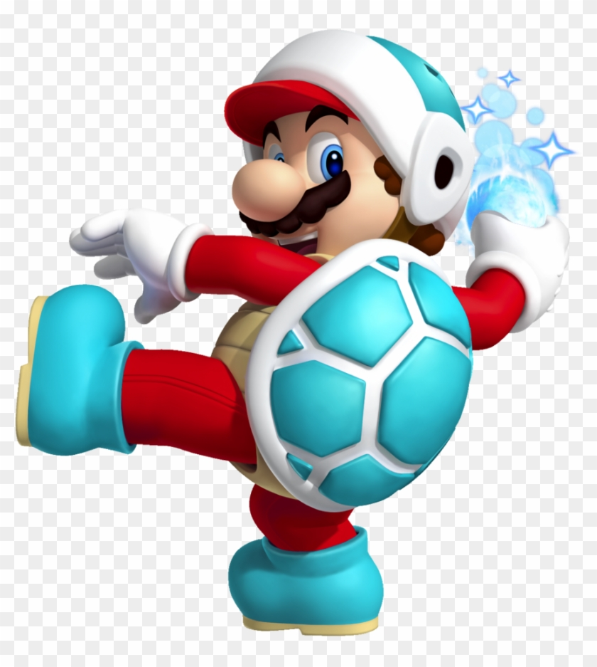 Ice Mario Png Super Mario 3d Land Clipart 4436956 Pikpng