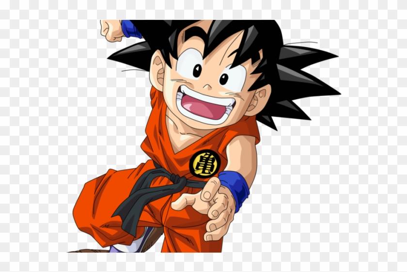 Goku Clipart Psd - Dragon Ball Z Characters Png Transparent Png #4438957