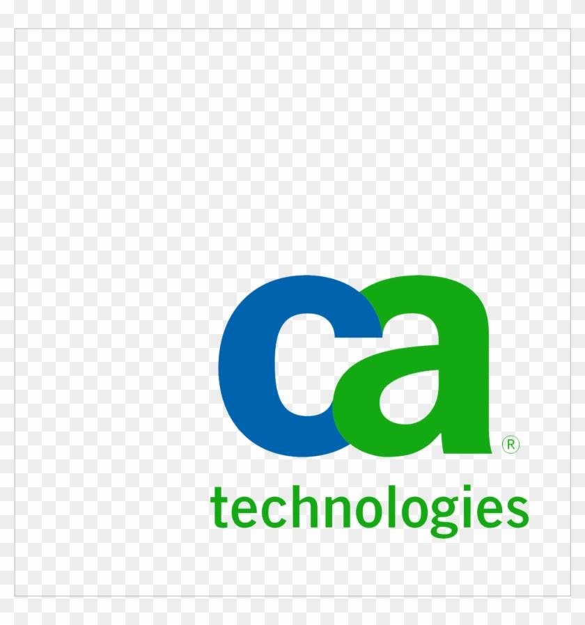 Ca Technologies Logo - Ca Technologies Clipart@pikpng.com