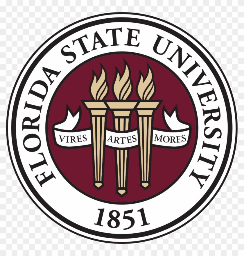 Full Size - 950×950px - Florida State University Emblem Clipart #4442871