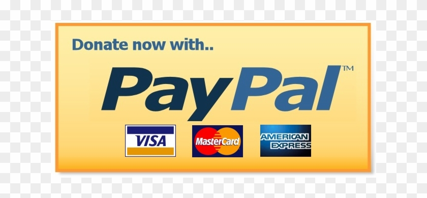 Paypal Donate Button Clipart #4457087