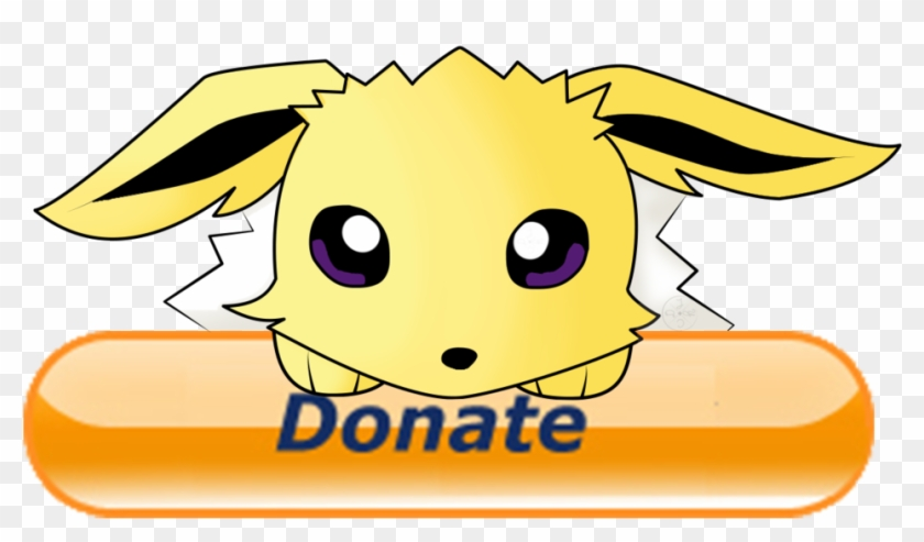 Streamlabs / Paypal Donation Page - Paypal Donate Button Clipart #4457151