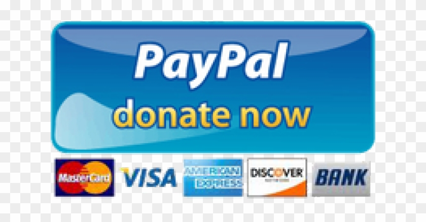 Paypal Donate Button Without Background Clipart #4457278