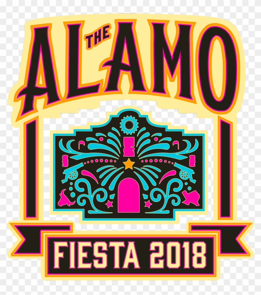 We Have Hidden 5 Alamo Fiesta Medals Around Our Property - Graphic Design Clipart #4464073
