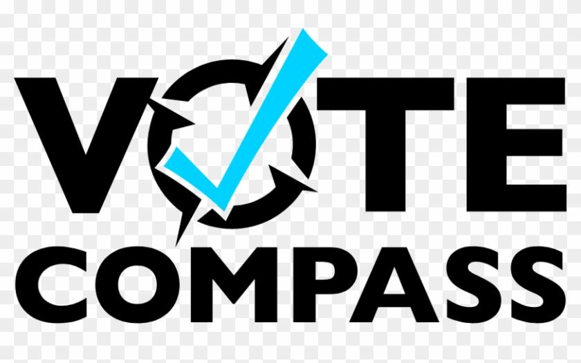 Vote Compass Logo - Vote Compass Clipart #4472922