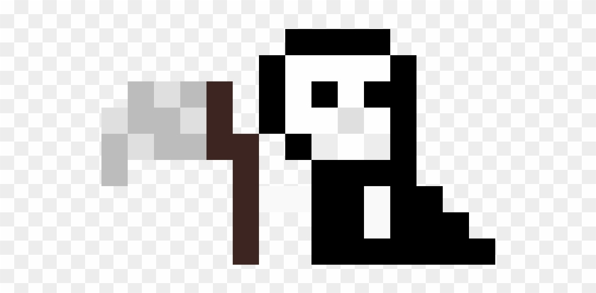 Pixel Grim Reaper - Grim Reaper Discord Emoji Clipart@pikpng.com