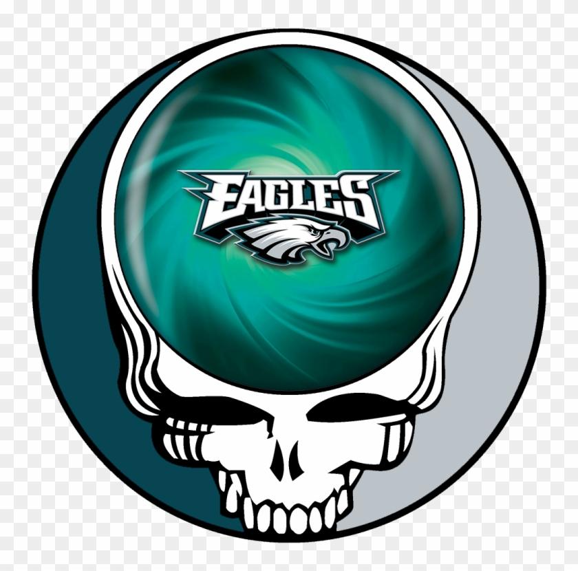 Philadelphia Eagles Wall Decals - Grateful Dead Philadelphia Eagles Clipart #452187