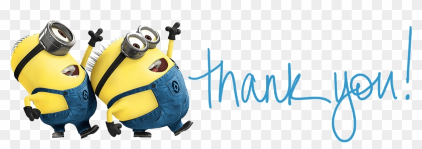 Thank You Minions - Big Thank You For Your Help Clipart #456566