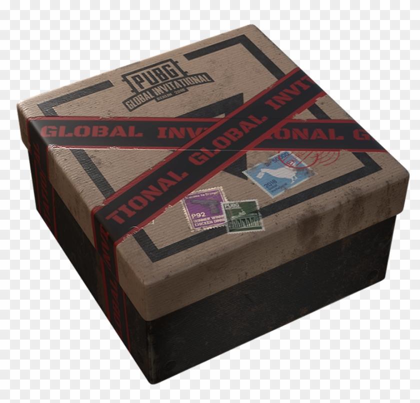 Icon Box Pgi Ringside Set Cratebox - Pubg Pgi Sporty Set Clipart #459041