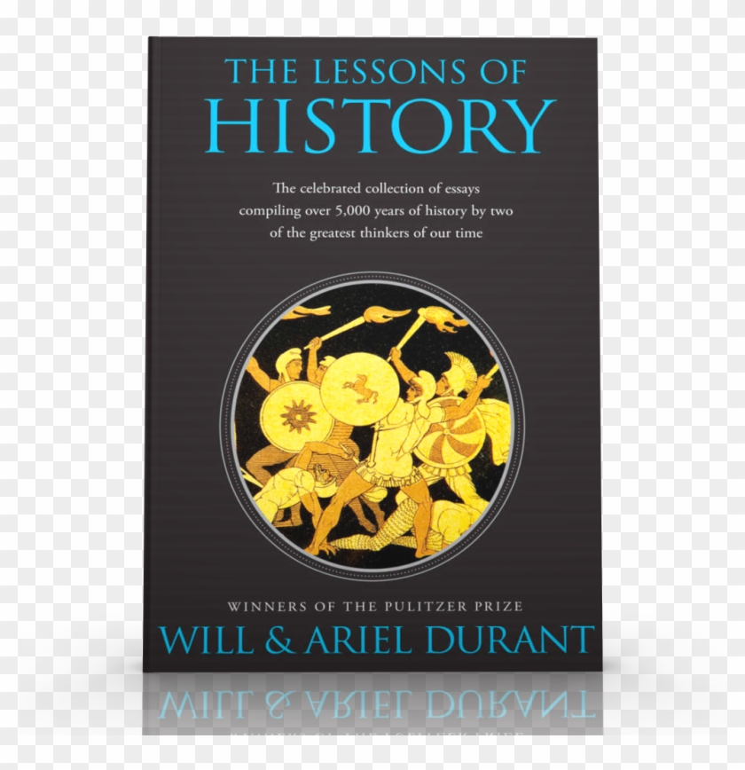 Top 10 Books Recommended By Tai Lopez Number - Lessons Of History Durant Clipart #4534879