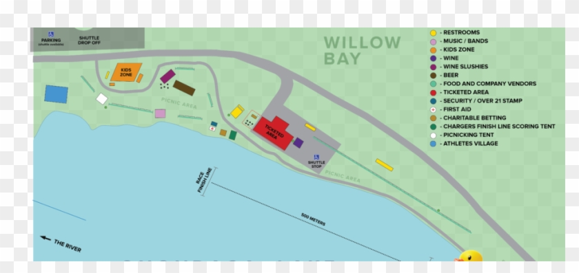 Publicmap Horizontal - - Onondaga Lake Park Map Clipart #4536955