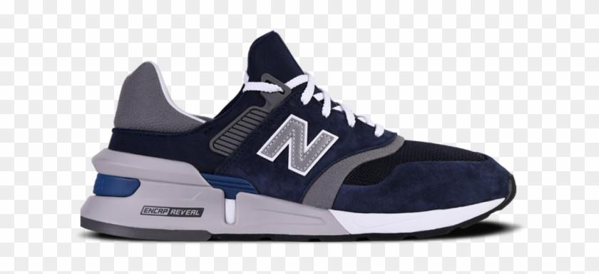 New Balance - Skate Shoe Clipart #4539229