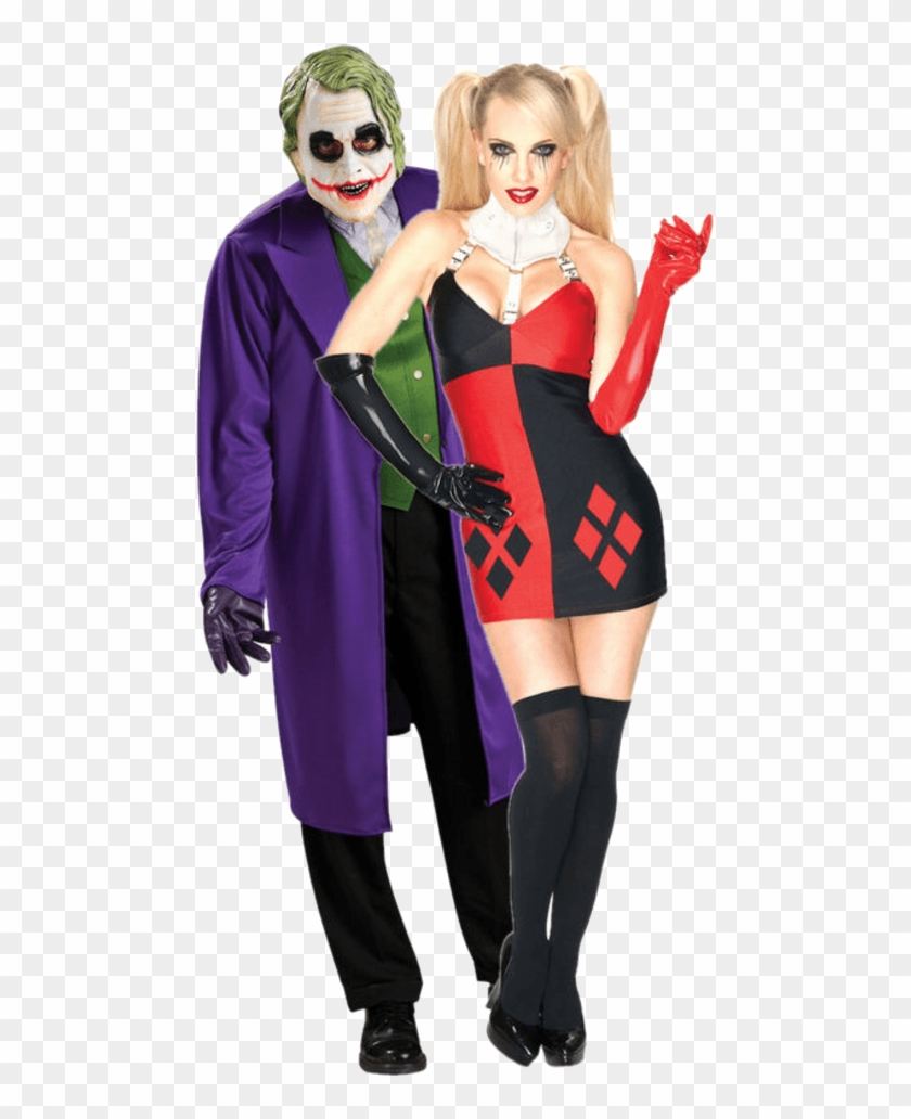 The Joker Costume Adult Batman Arkham Asylum Fancy Dress