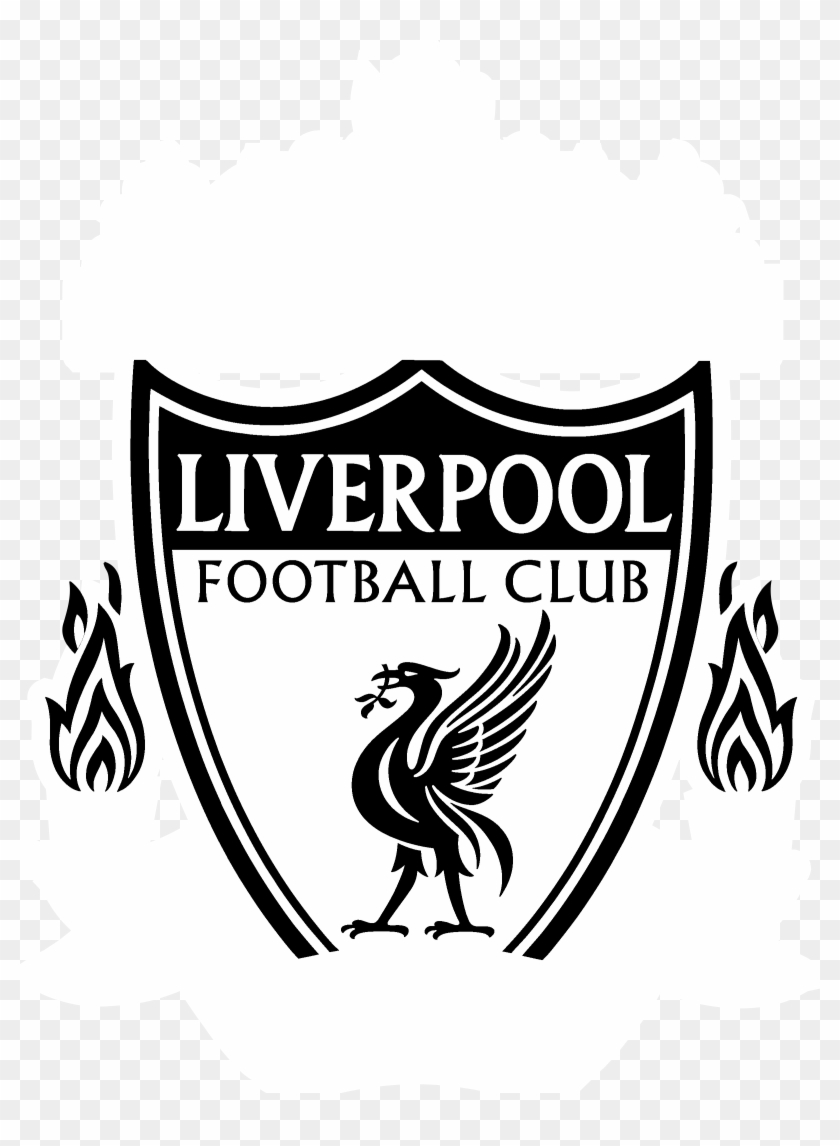 liverpool fc premier league logo white black png logo dream league liverpool clipart 4544286 pikpng liverpool fc premier league logo