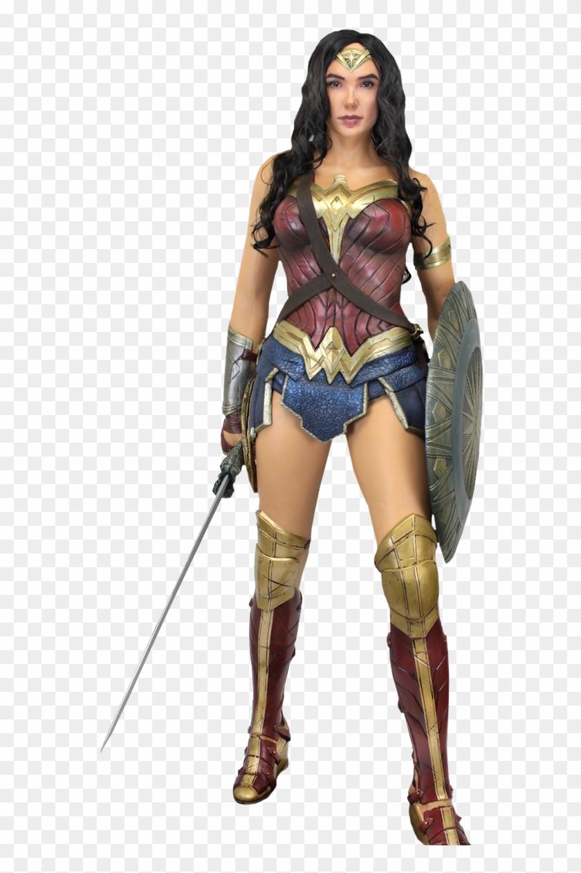 Neca Foam Wonder Woman Life Size - Neca Life Size Wonder Woman Clipart #4546810