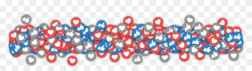 3 Reasons Why You Shouldn't Buy Fake Social Media Followers - Social Media Likes Png Clipart #4556848