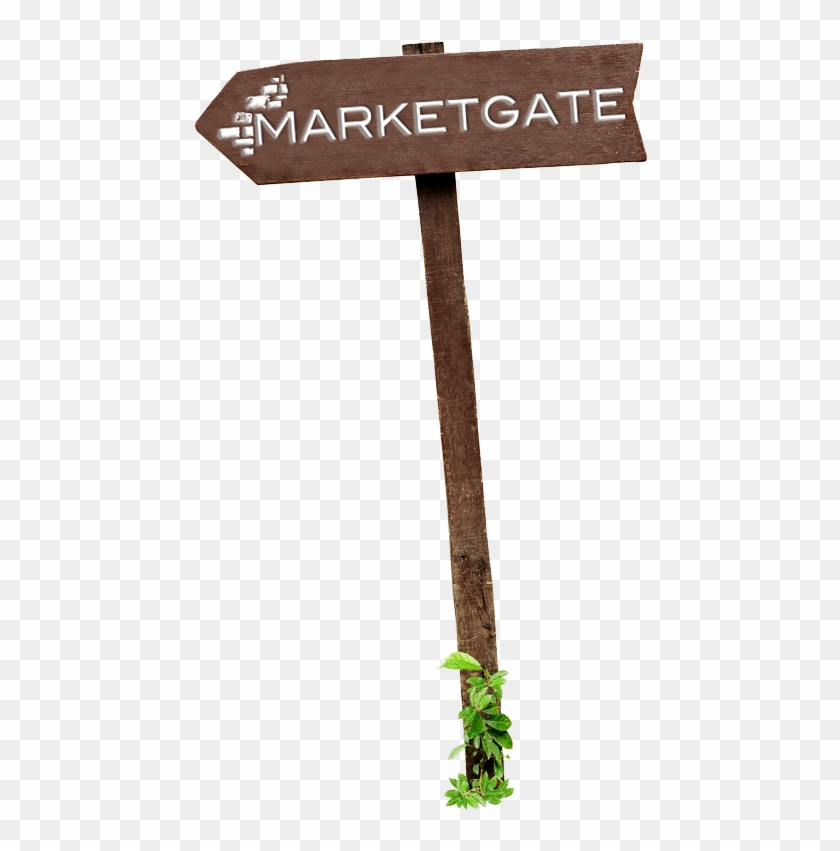 Signpost - Sign, HD Png Download #4557788
