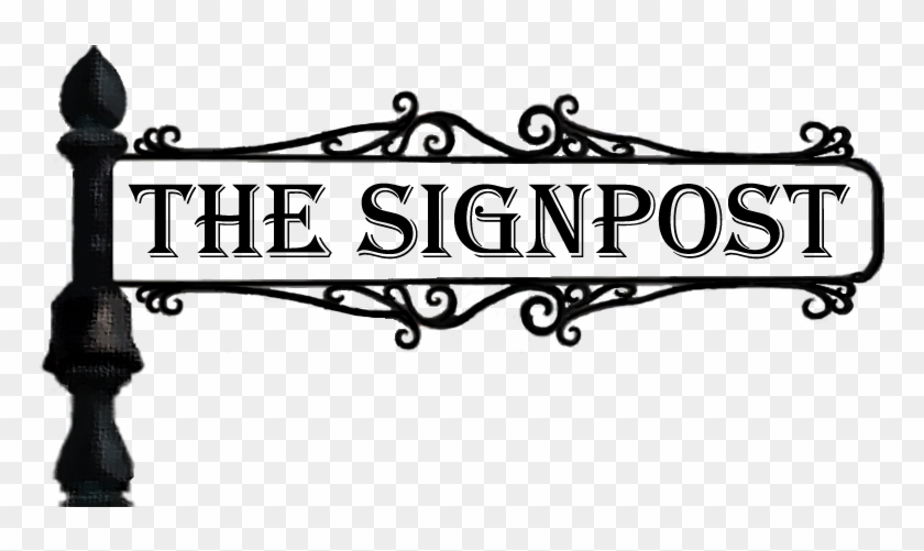 The Blog At Market Street Research - Black Street Sign Png, Transparent Png #4558213