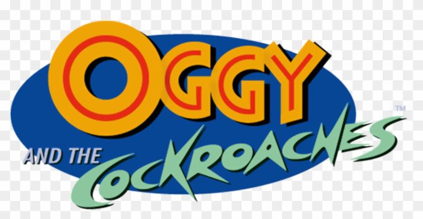 Oggy And The Cockroaches - Oggy And The Cockroaches Logo Clipart #4564355