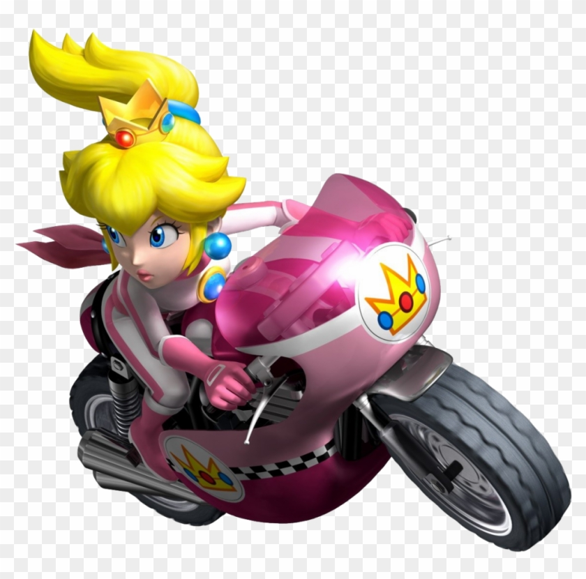 Download Super Mario Kart Png Picture For Designing Princess