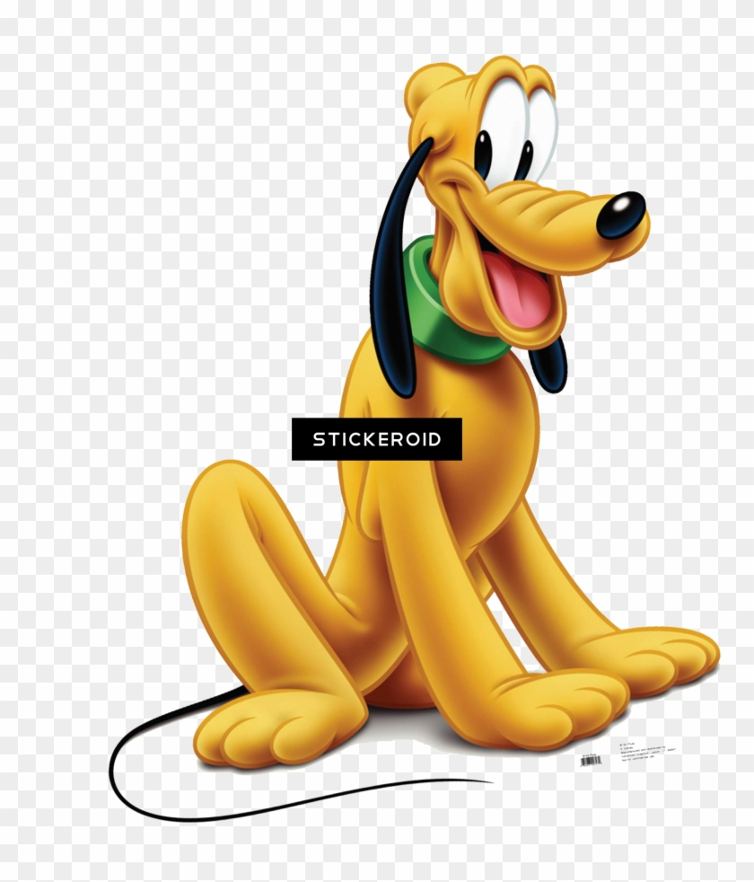 Mickey Mouse Cartoon Dog Png Download Pluto Mickey Mouse Png