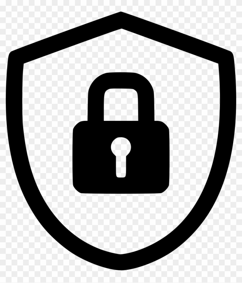 Security Shield Lock Comments - 100% Secure Checkout Icon Clipart #4575705