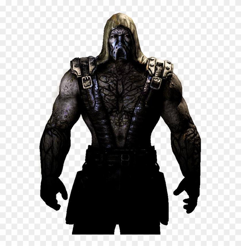 Tremor Mkx Full Body , Png Download - Mortal Kombat Tremor Full Body Clipart #4581112