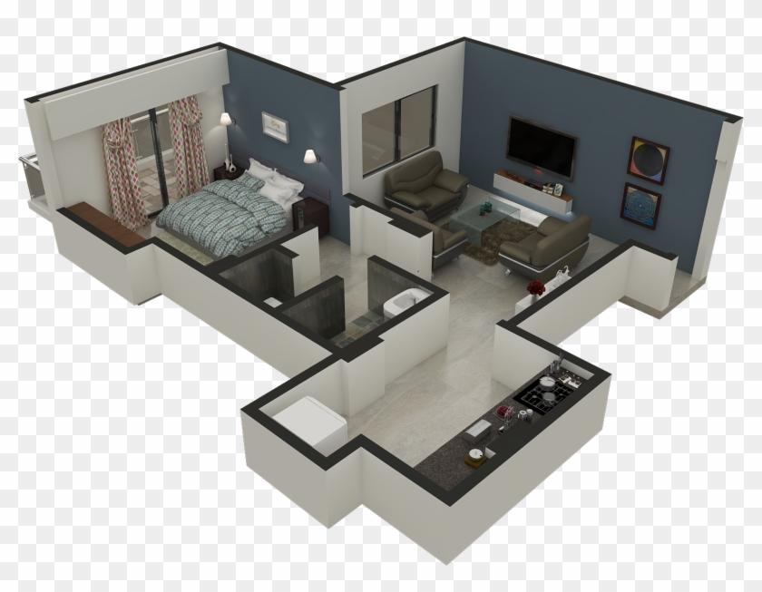 Commercial Building Floor Plans Png - Meat Store Floor Plan Clipart #4588351