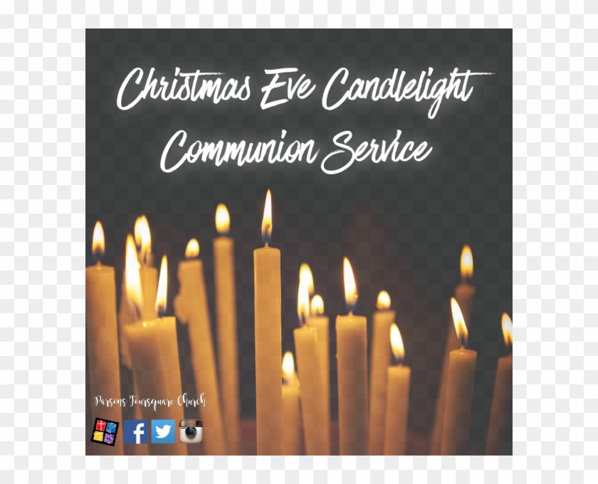 Christmas Eve Candlelight Communion Service Candle Light For Pulwama Attack Clipart 4592806 Pikpng
