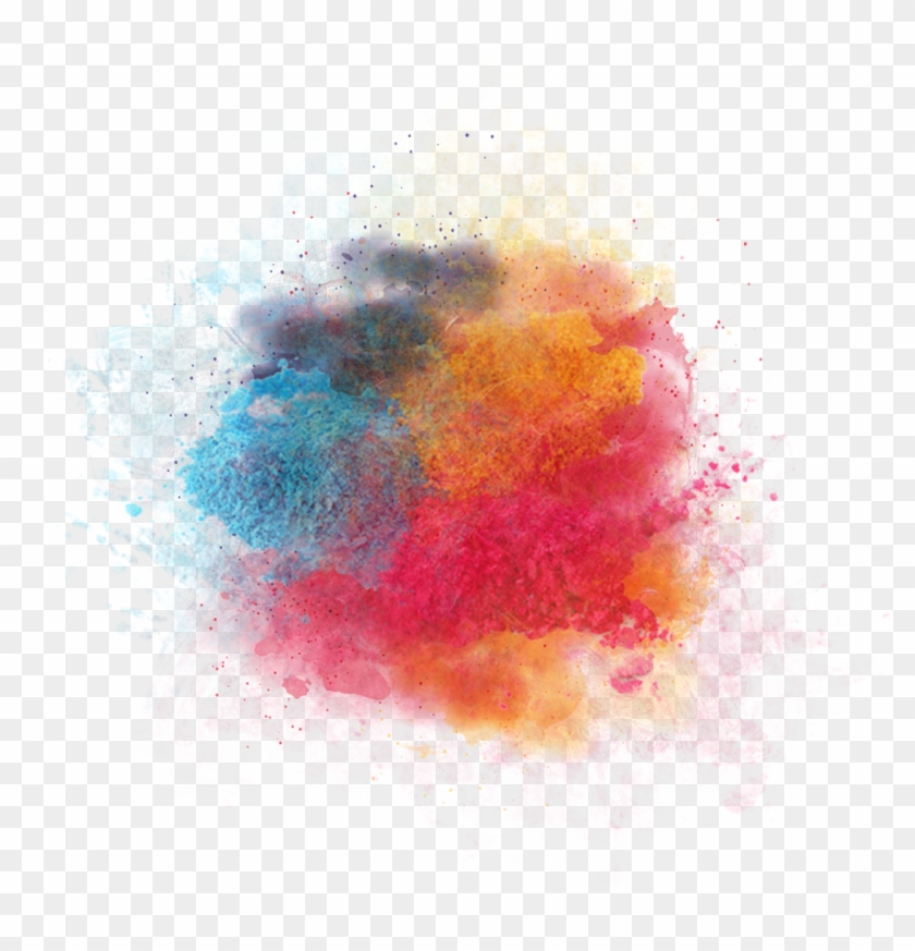 Color Powder Clipart Png Transparent Png #460690